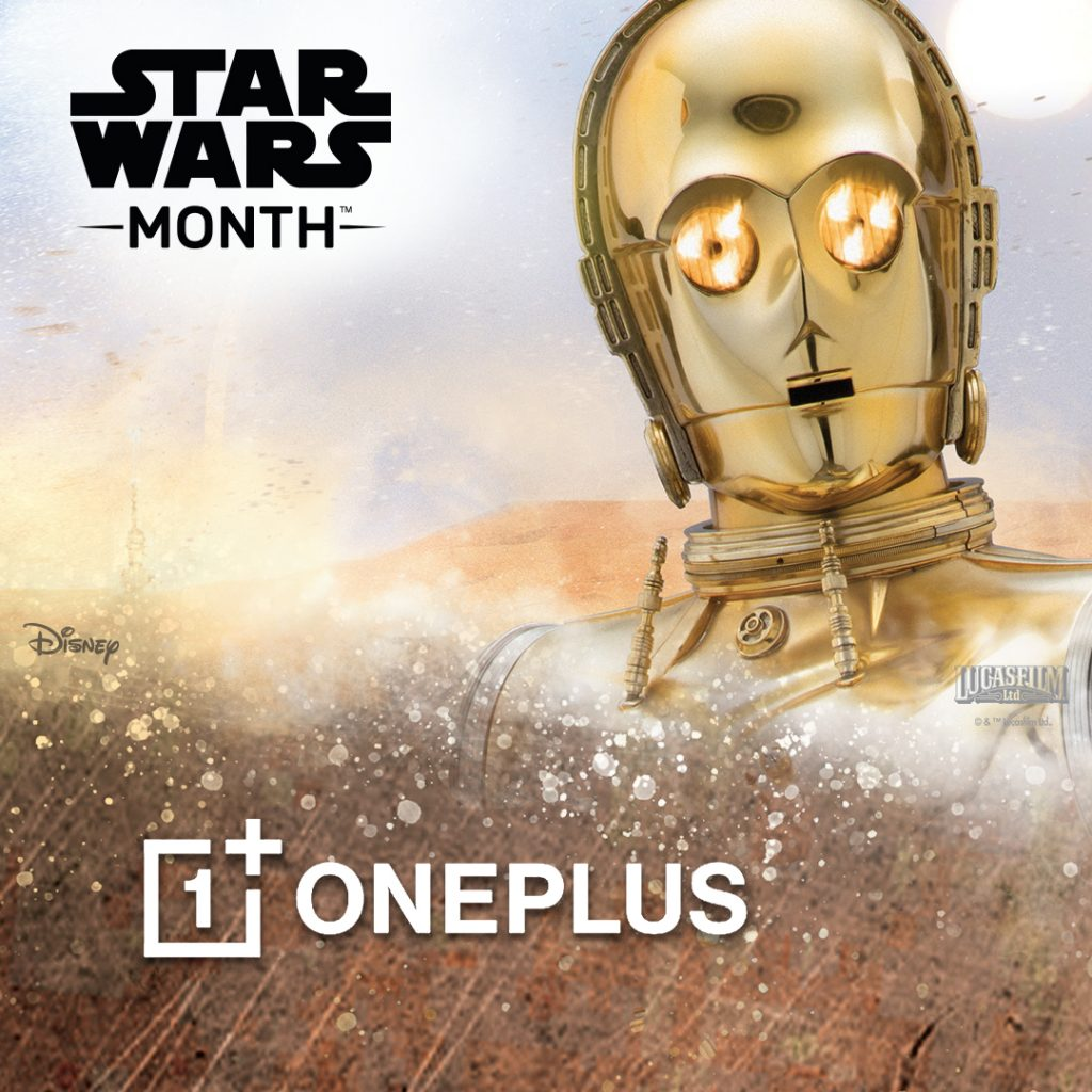 Elige tu Lado con OnePlus #MayThe4thBeWithYou