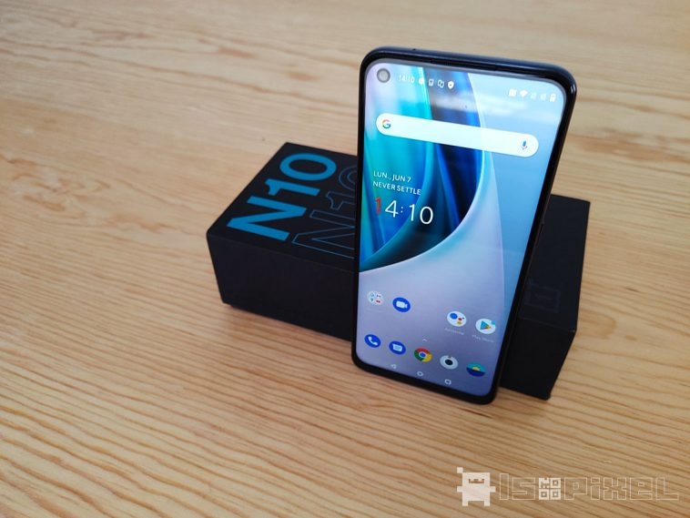 Reseña OnePlus Nord N10 5G: un celular gama media muy completo