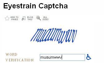 Captchas