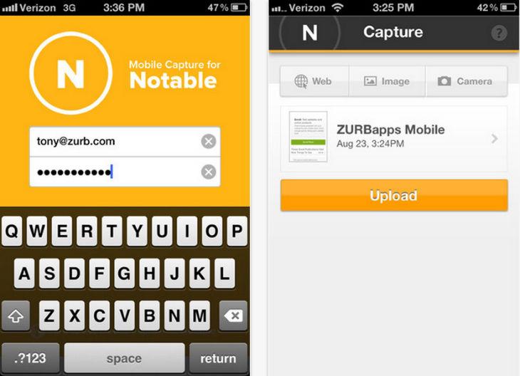 Notable_App_iOS