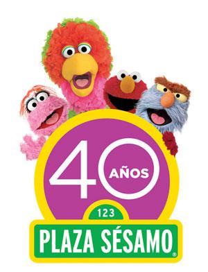 Plaza Sésamo celebra 40 años.