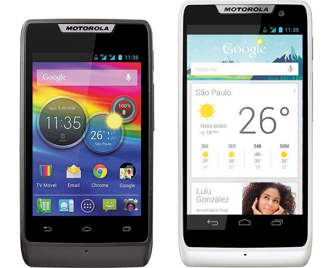 Motorola RAZR D1 D3