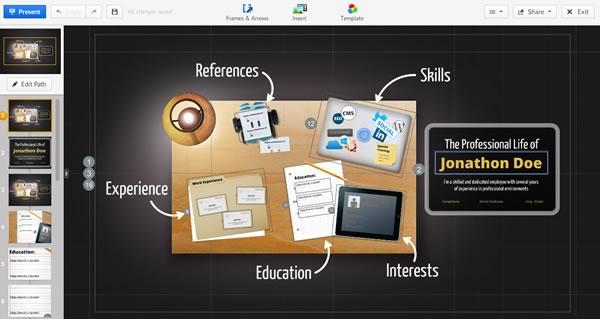 curriculum-online-prezi