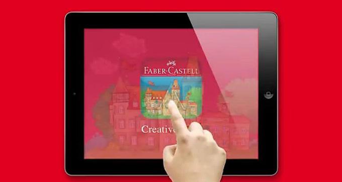 Faber-Castell CREATIVE KIDS APP