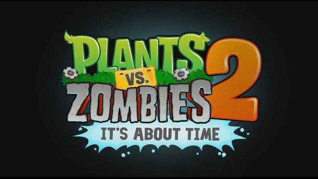 Plants vs Zombies 2 llega en julio