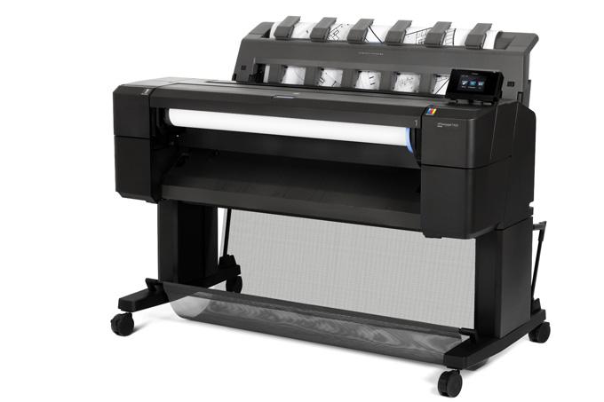 HP Designjet T920 y T1500 ePrinter