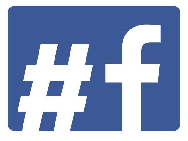 Los hashtags llegan a Facebook