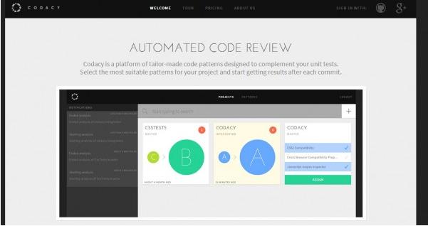 Codacy_herramientas_developer