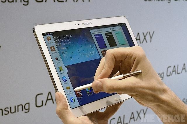 Samsung GALAXY Note 10.1 2014 Edition en México