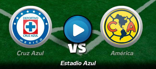Cruz Azul vs América en vivo, Jornada 12, Apertura 2014