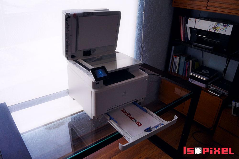 Impresora Color LaserJet ProM277dw de HP