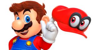 Super Mario Odyssey: Nintendo Switch