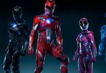 Liberan nuevo trailer de Power Rangers