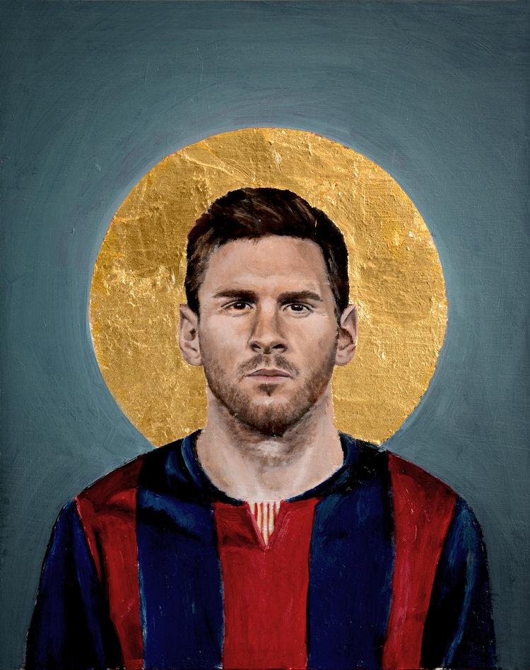 San Messi, David Diehl