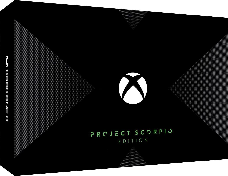 Xbox One X: Project Scorpio