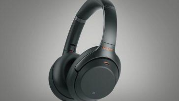 Audífonos inalámbricos Sony WH-1000XM4 con cancelación de ruido