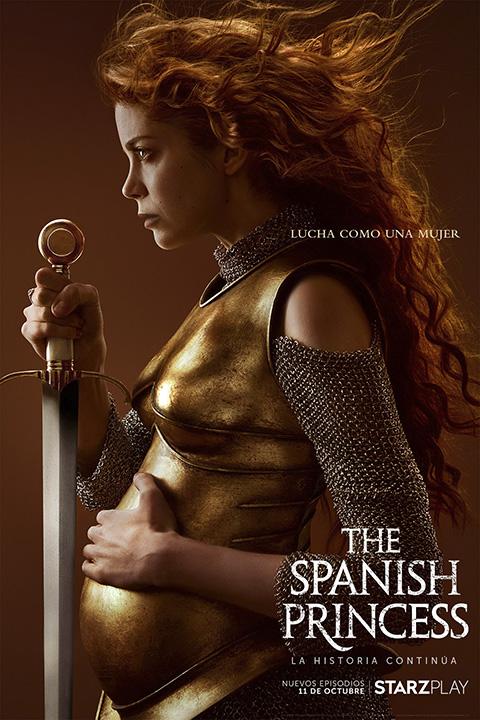 THE SPANISH PRINCESS 2 poster