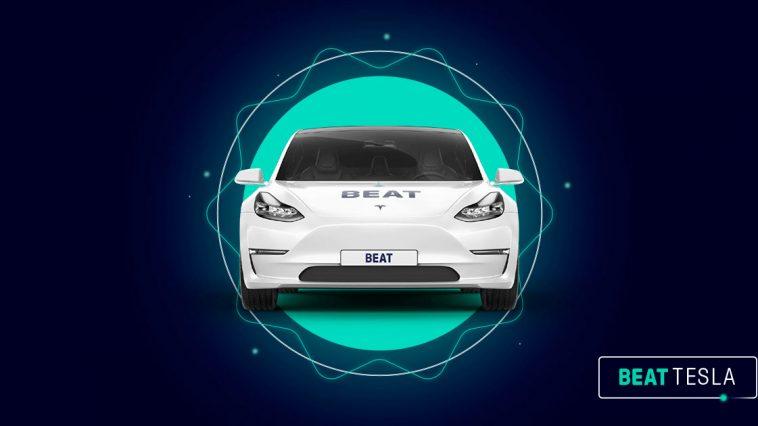 Beat Tesla: tu taxi podrá ser un Tesla Model 3 en CDMX