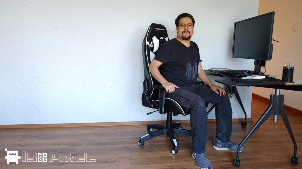 silla gamer Ewin isopixel